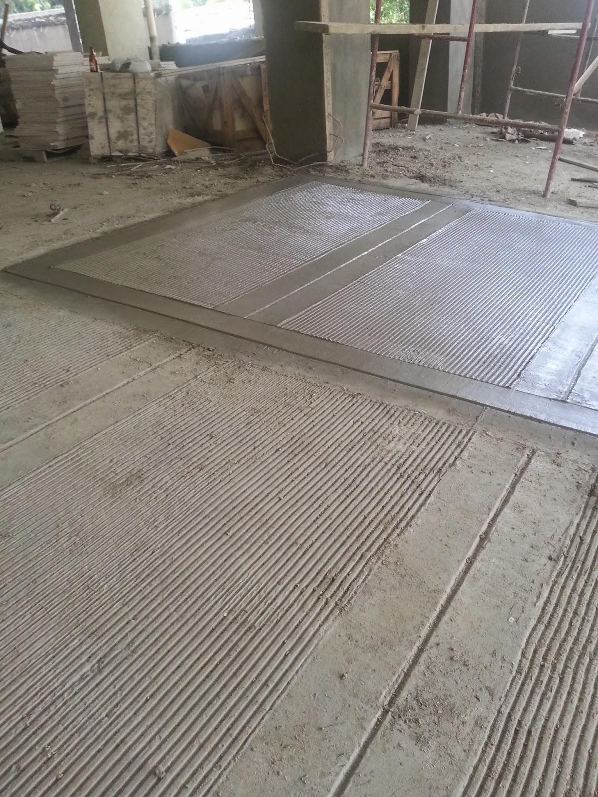 Quarq pisos de concreto en rallado profundo tendencias for Pisos para escaleras de concreto