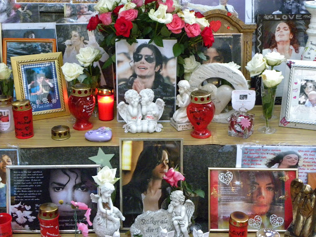 Michael Jackson Memorial in Munich