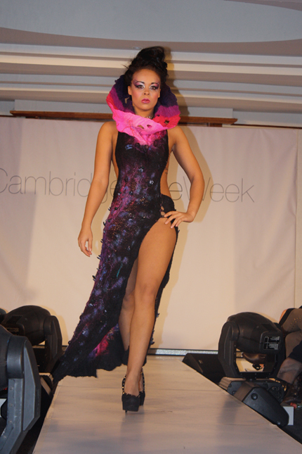 Cambridge Style Week student design