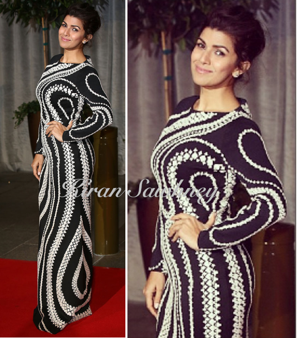 Nimrat Kaur at the baftas after party