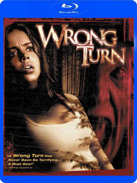 Wrong Turn 2003 BRRip 720p Dual Audio HIndi-English Full Movie Download