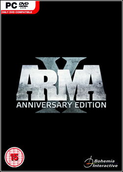 Modelo Capa Download   Jogo Arma X: Anniversary Edition FiGHTCLUB PC (2011)