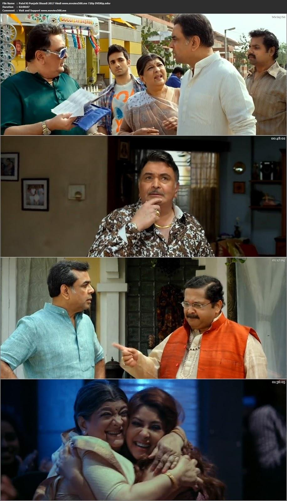Patel Ki Punjabi Shaadi 2017 Punjabi Full Movie DVDRip 720p at 9966132.com