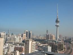 day life of  kuwait city