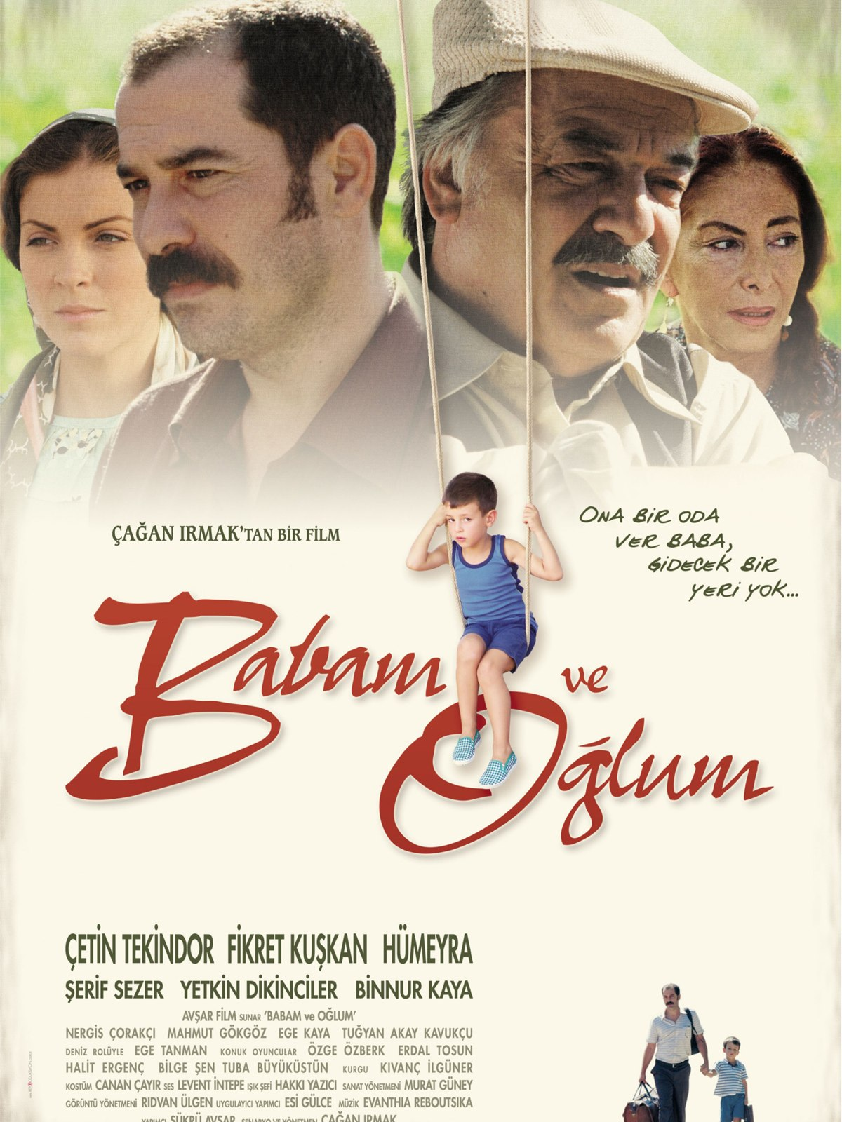 Pelicula Babam Ve Oglum (My Father and My Son) online