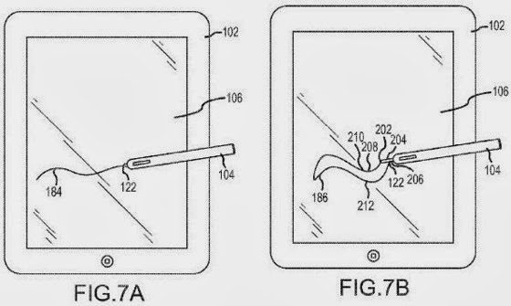 Patent: Apple working on smart stylus for touch screen