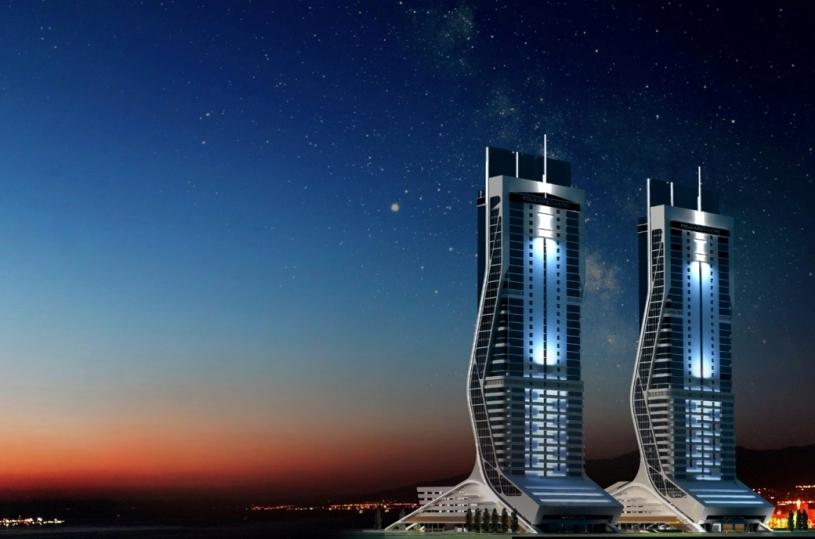 Turkey New Buildings - Türkiye' deki Yeni Yapılar ...