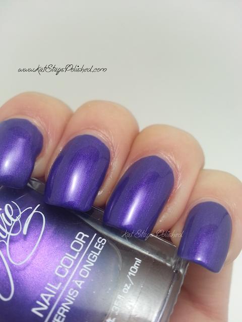 JulieG Nail Color | Royal Revel