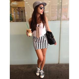 Tips Cantik! Memilih Style dan Warna Pakaian Sesuai Bentuk Tubuh & Warna Kulit