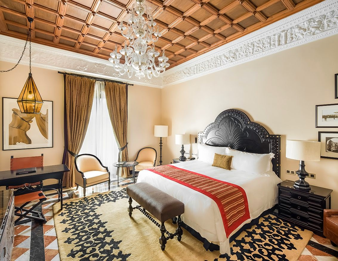 Passion for luxury hotel alfonso xiii seville spain - Hotel alfonso xii sevilla ...