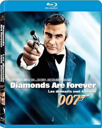James Bond Diamonds Are Forever 1971 Dual Audio Bluray Download