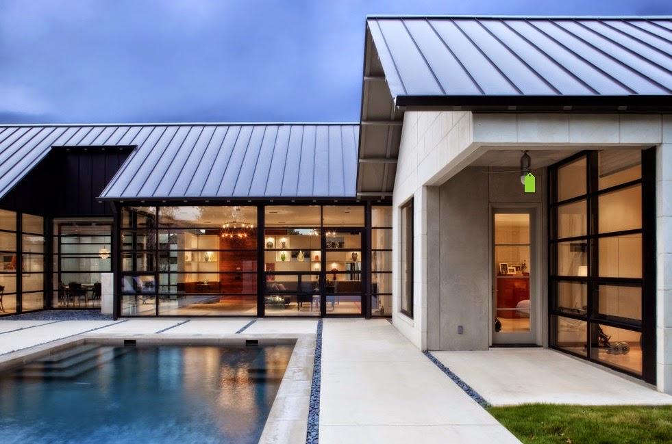 Bentuk Rumah Idaman Minimalis 2014