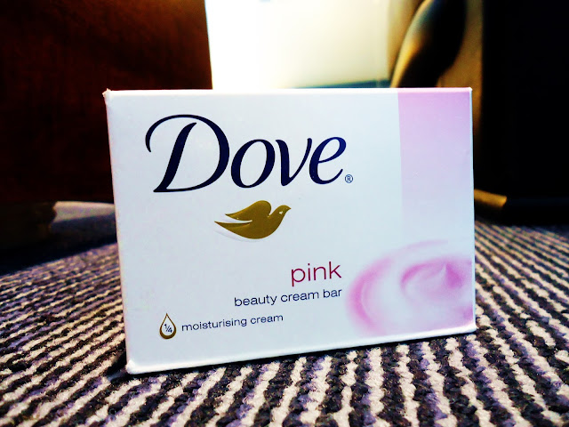 Dove Pink Beauty Cream Bar