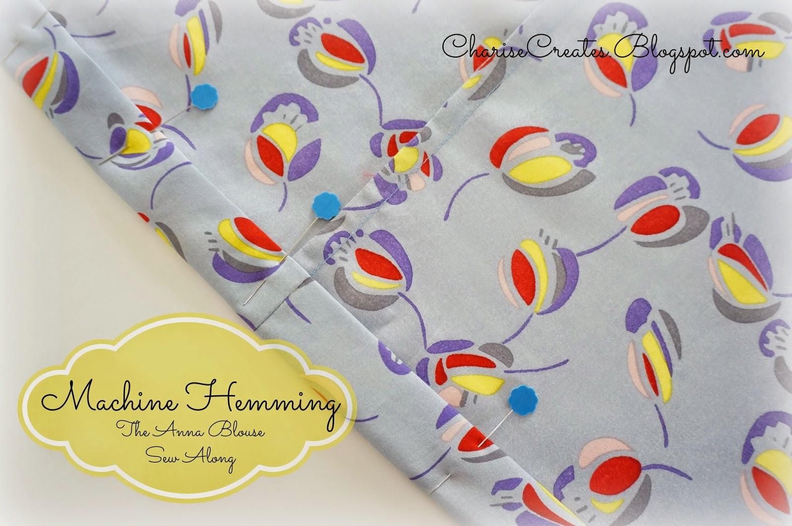 banner hemming machine