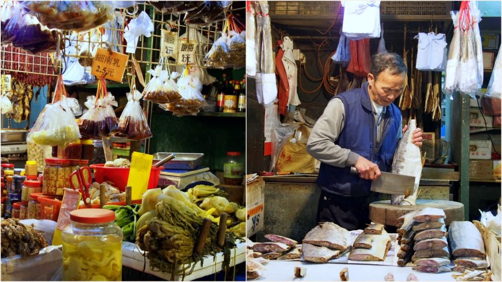 essay about night market