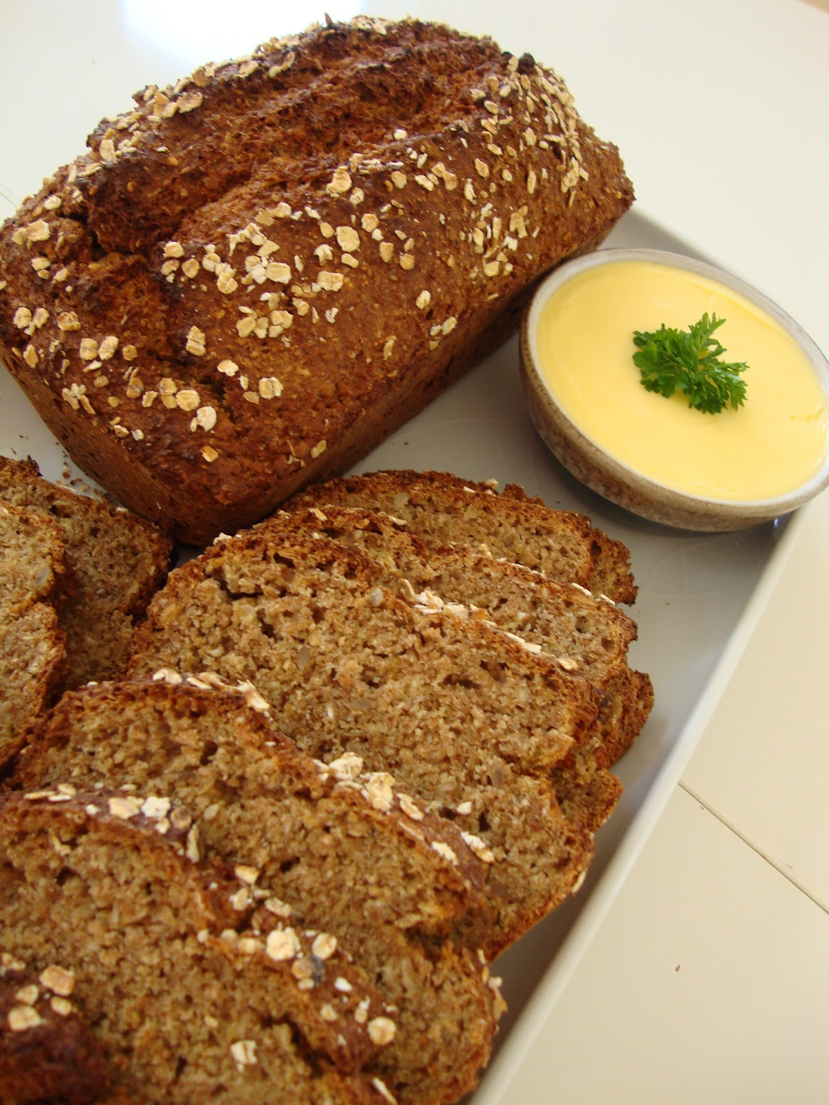 Janes food adventures: Brown soda bread