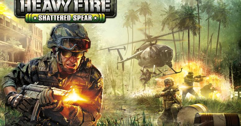 Heavy Fire Shattered Spear Fully full version PC Game - Crack Full Version