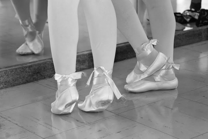 projeto social de ballet