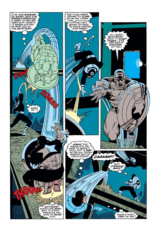 Captain America (1968) Issue #374 #307 - English 7
