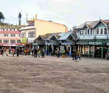 Argentina group to conduct open air show at Darjeeling Chowrastha
