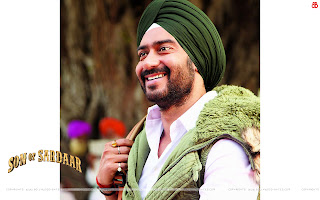 Son Of Sardaar  Ajay Devgn wallpaper