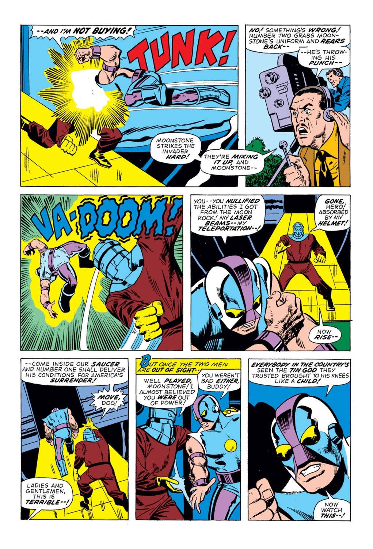 Captain America (1968) Issue #175 #89 - English 11