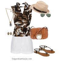 O que vestir num passeio ao ar livre?
