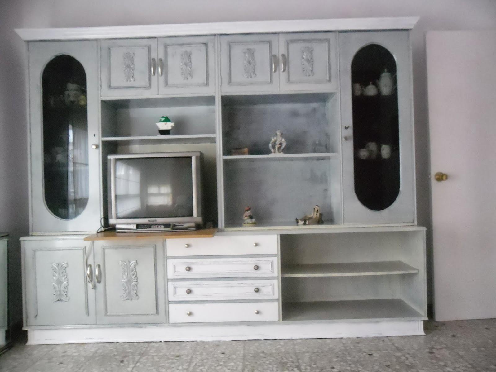 Restauraci n de muebles merceditas for Restauracion de muebles