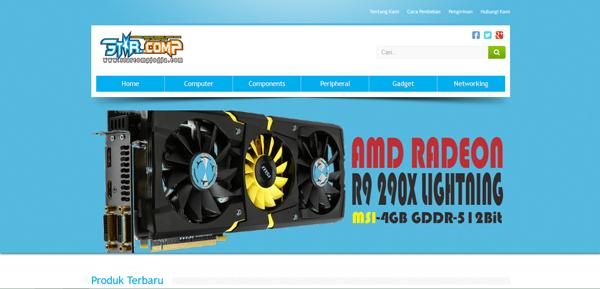 Starcompjogja.com Toko Online Komputer Terpercaya