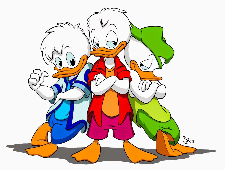 Kumpulan Gambar Quack Pack | Gambar Lucu Terbaru Cartoon