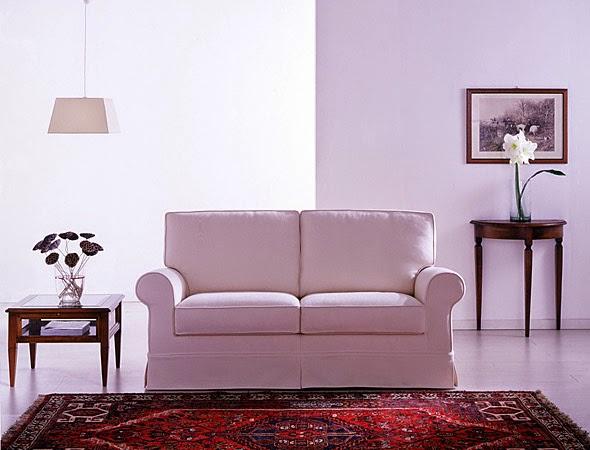Divani e divani letto Su Misura: Fabbrica divani Su Misura