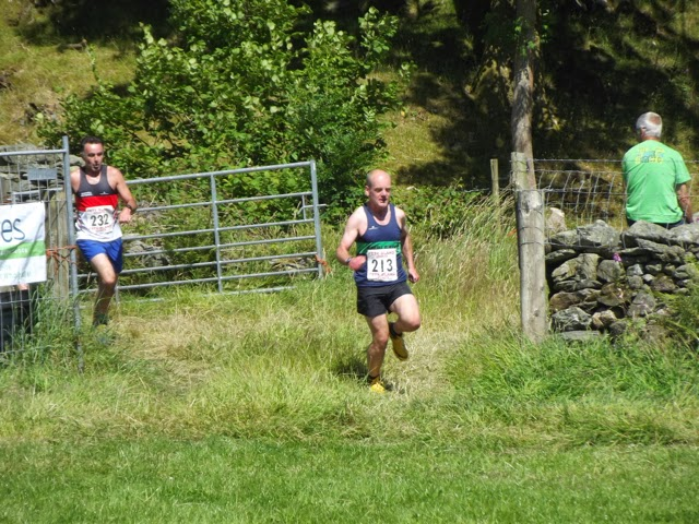 Langdale Gala 2014 senior fell race