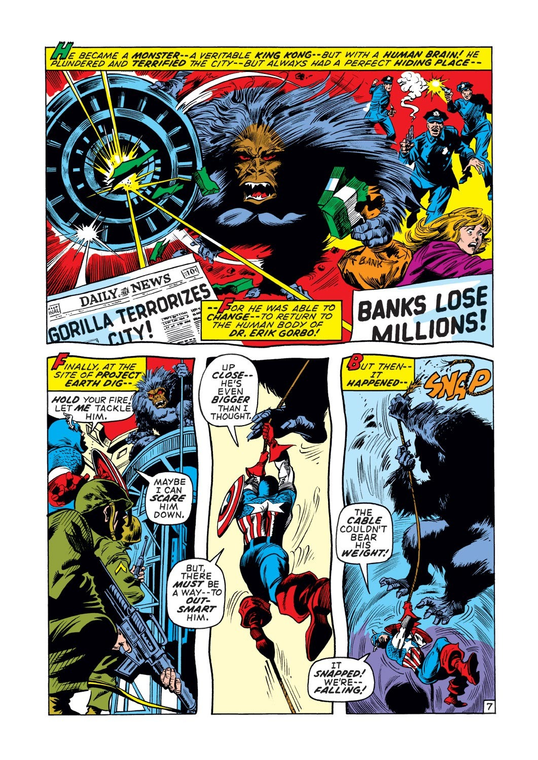 Captain America (1968) Issue #136 #50 - English 8