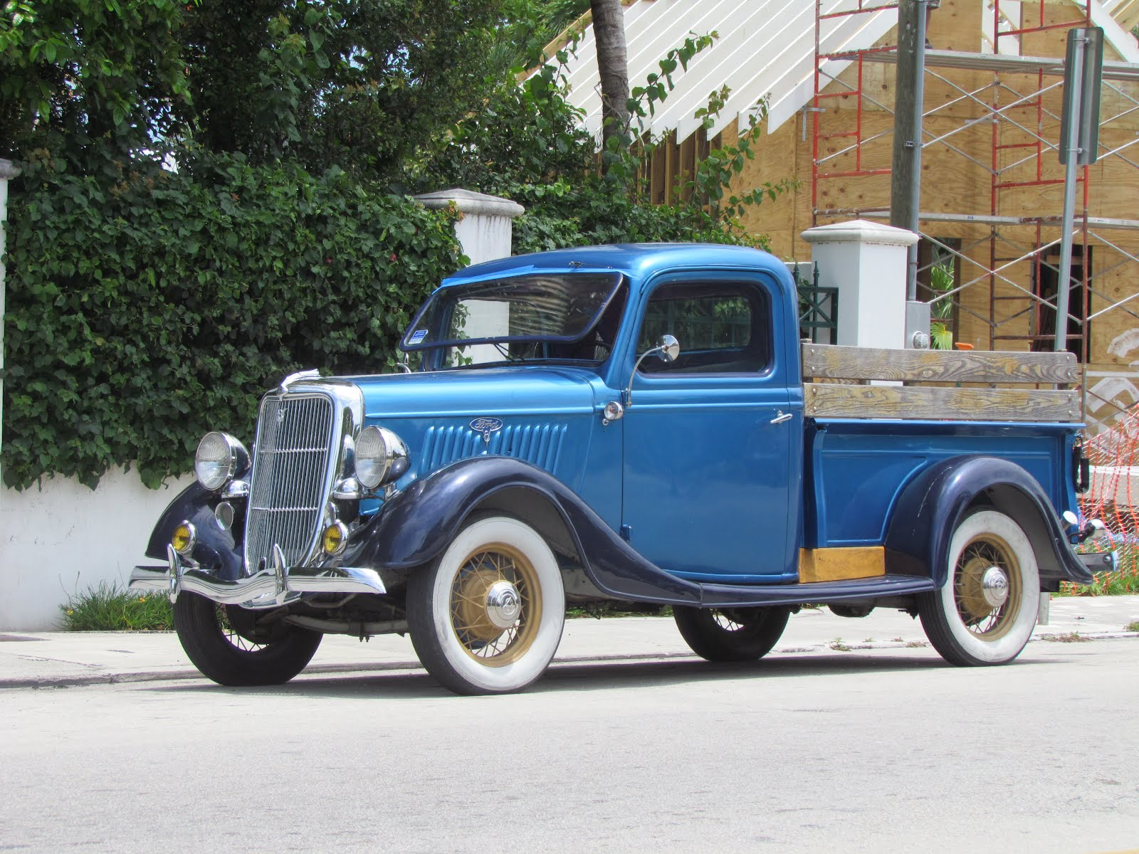 Old ford trucks for sale images