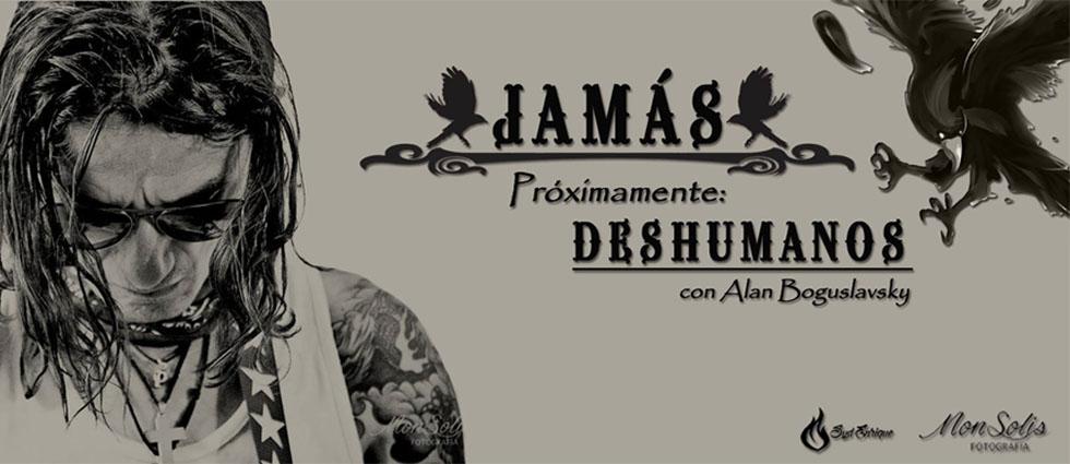 JAMÁS