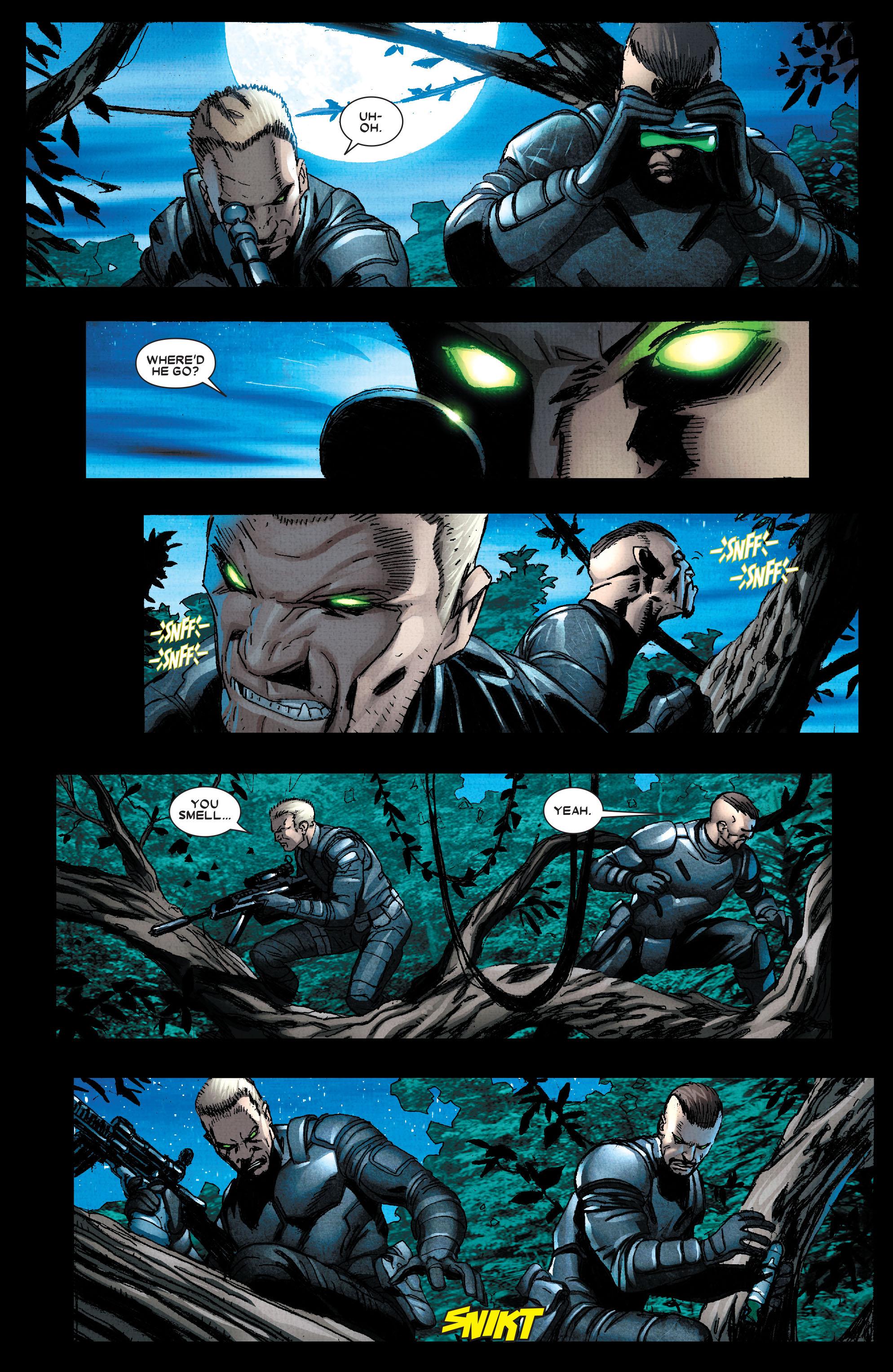 Wolverine: Weapon X #2 #15 - English 11