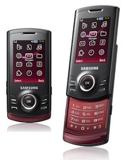Samsung S5200 simple cool looking phone
