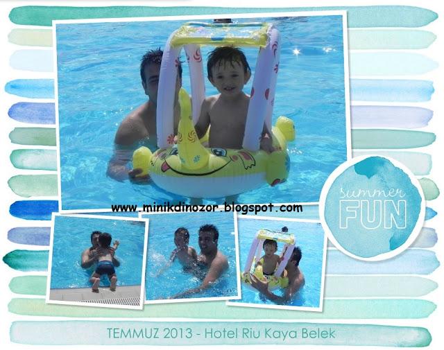 çocuklu yaz tatili