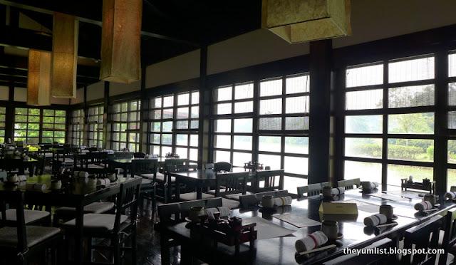 Kogetsu, saujana, japanese restaurant