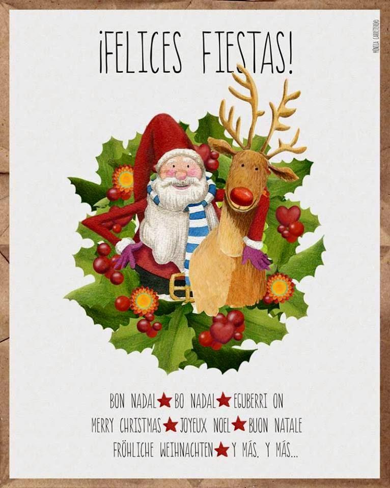 Pinzellades al m n els il lustradors il lustren el nadal - Buenos regalos para navidad ...