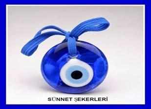 SÜNNET ŞEKERLERİ