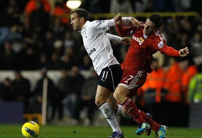 Tottenham Hotspurs 1 - 0 WBA (3)
