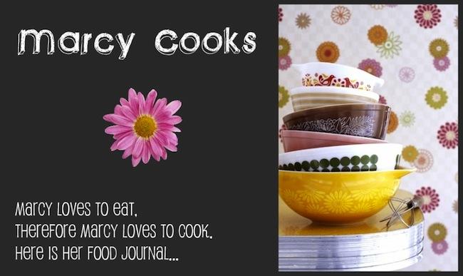 Marcy Cooks