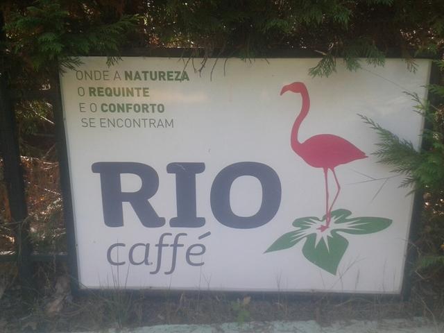 Rio caffé - Onde a Natureza o requinte e o conforto se encontram