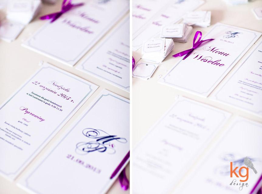 artystyczne zaproszenie ślubne, zaproszenie na ślub, zaproszenie na ślub cywilny, kolorystyka zaproszenia: biały, granatowy, fuksjowy, fioletowy, wrzosowy, zaproszenie z motywem wrzosu, klasyczne i eleganckie, zaproszenie na jesienny, wrześniowy ślub, wrzos, modyfikacja zaproszenia, zaproszenie wiązane wstążką satynową, monogram, logo narzeczonych, motyw przewodni, inspiracje ślubne, weselne, delikatne, eleganckie, motyw kwiatowy, zaproszenie z kwiatami, gałązki wrzosu, spersonalizowana koperta, nadruk na kopercie, R.S.V.P., mapka dojazdu, potwierdzenie przybycia, kg design, dodatki ślubne, dodatki weselne, motyw wrzosu, ramka, minimalistyczne