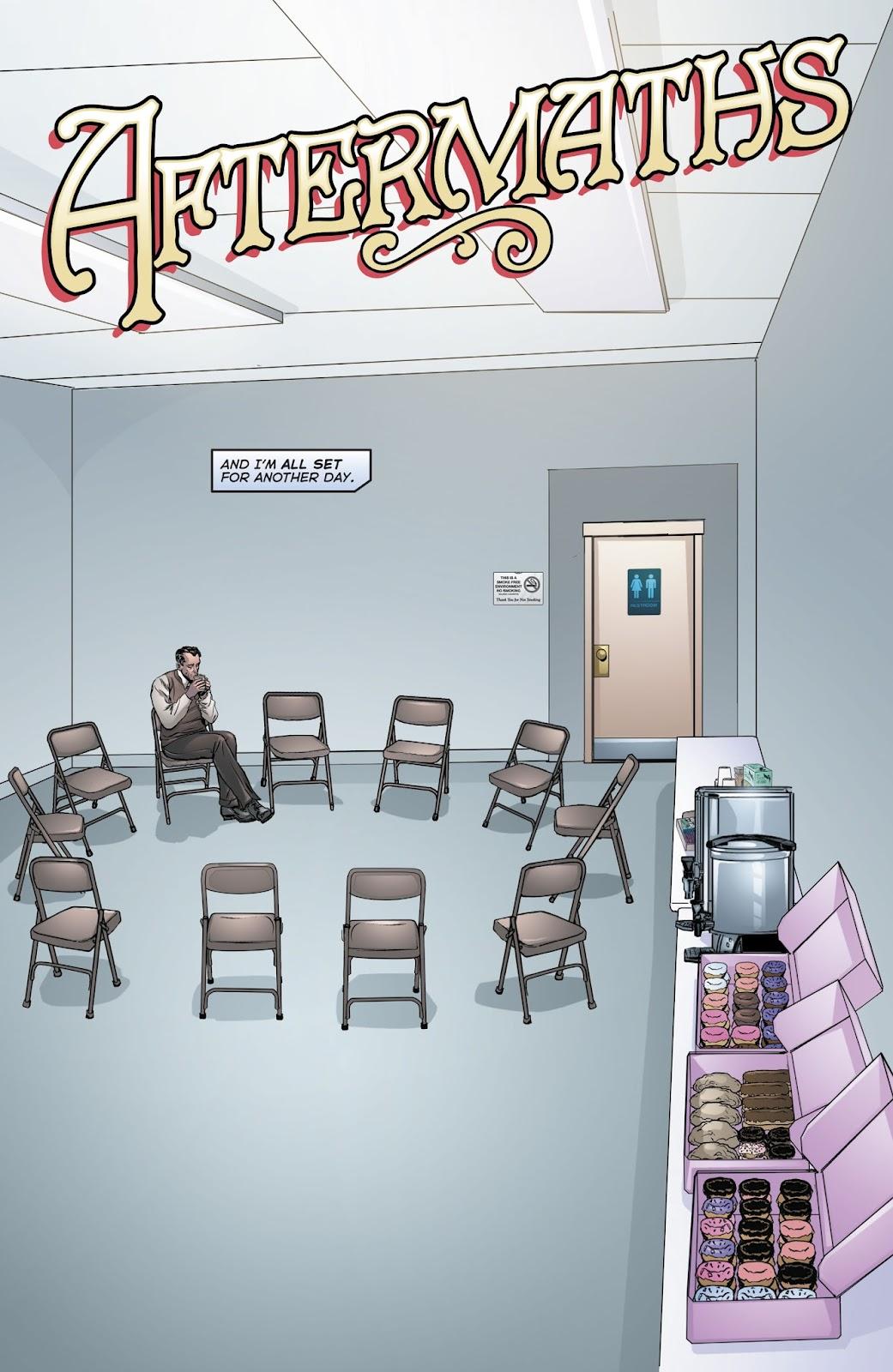 Read online Astro City comic -  Issue #50 - 6