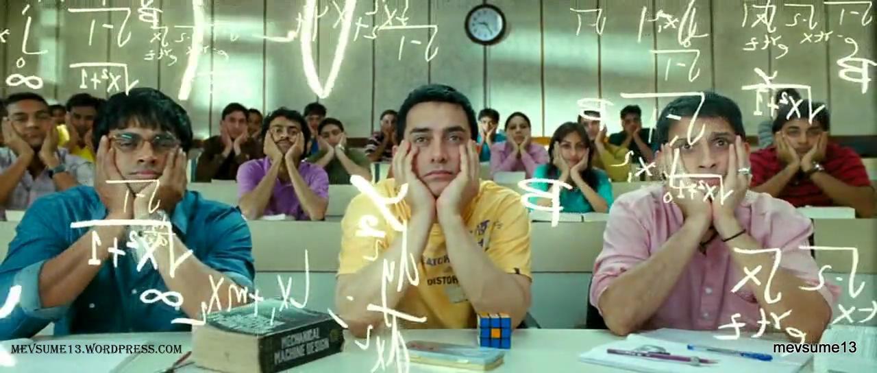 Aamir khan 3 idiots