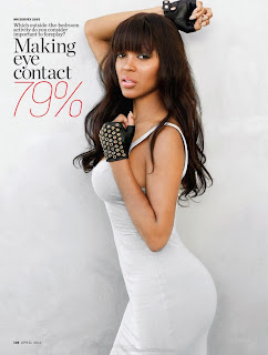 >Meagan Good en couv' de Men's Health magazine
