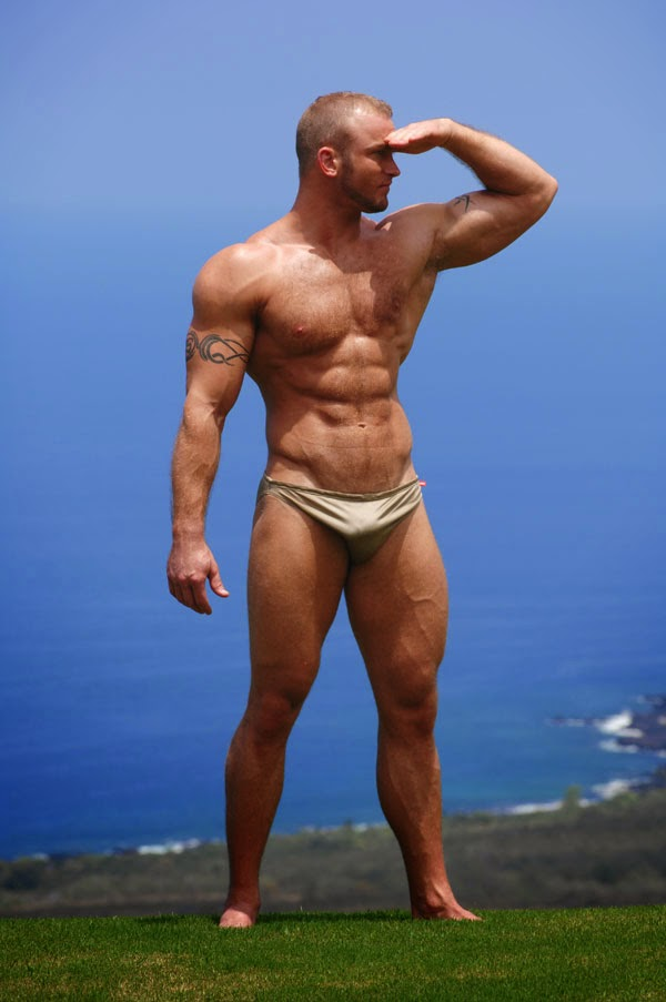 Muscular Jock Pits Outlook
