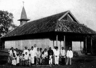 Sejarah Penyebaran Kristen di Indonesia